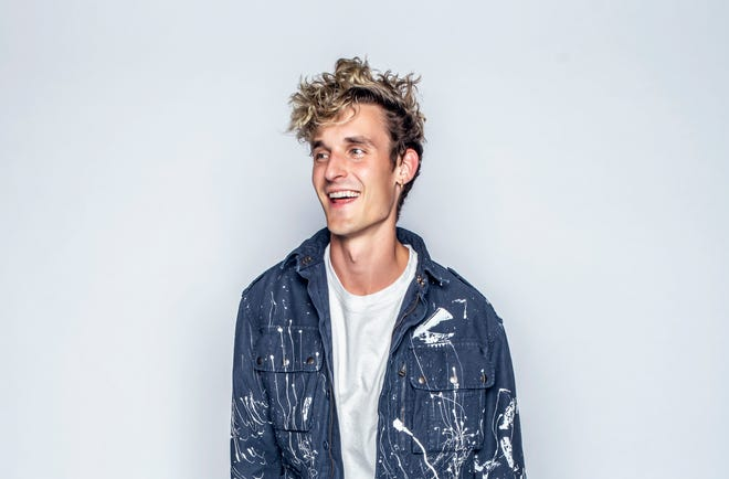 GRiZ performs Monday at Movement.