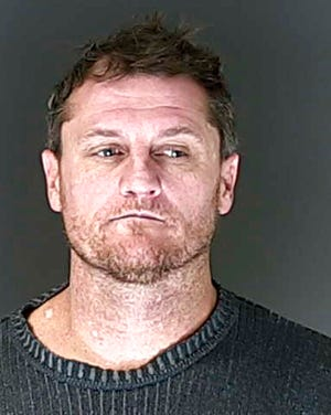 This undated photo provided by the El Paso County, Colorado Sheriff's Office shows Terry Allen Miles, of Round Rock, Texas.