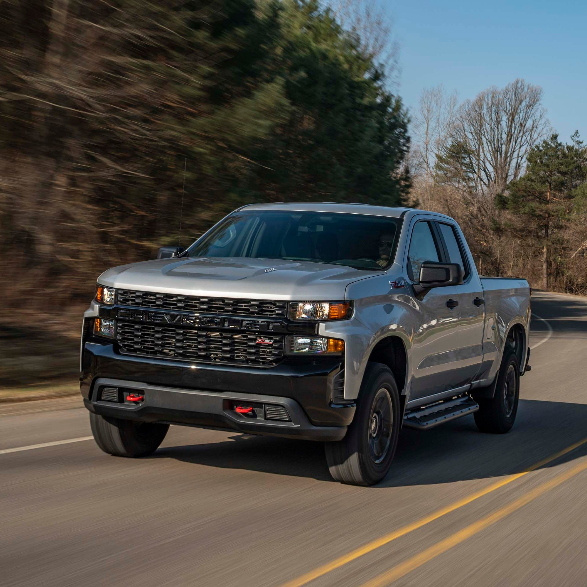 Truck wars: Silverado gets more weapons for 2020
