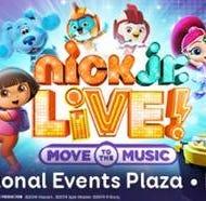Nick Jr. Live! coming to Evansville
