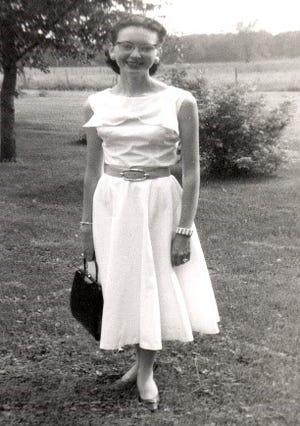 Dory Rooker,  more than six decades ago