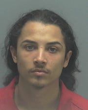 Andrew Maldonado faces first degree murder and arson charges.