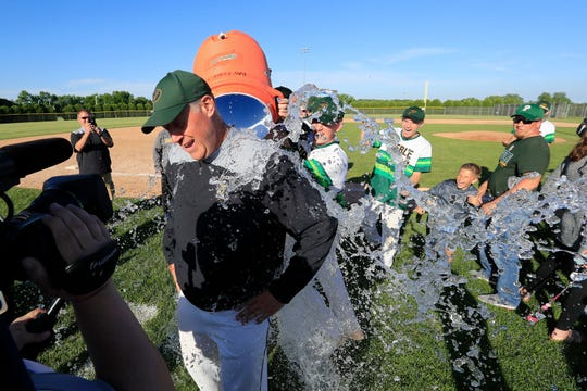 Green Bay Preble coach Andy Conard has led the Hornets to at least a share of the last four FRCC titles.