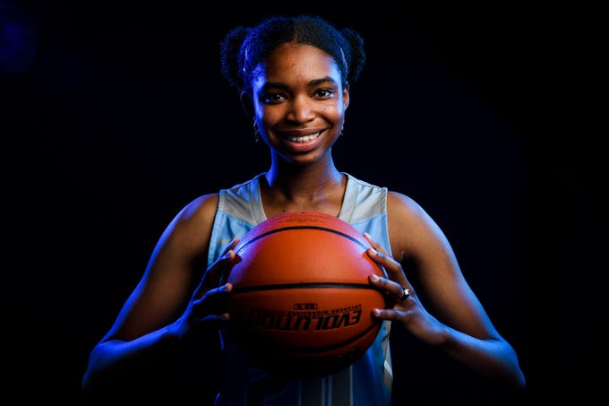 Marissa Powe of Christ Church Episcopal School is the 2018-19 Greenville News Upstate girls basketball player of the year.