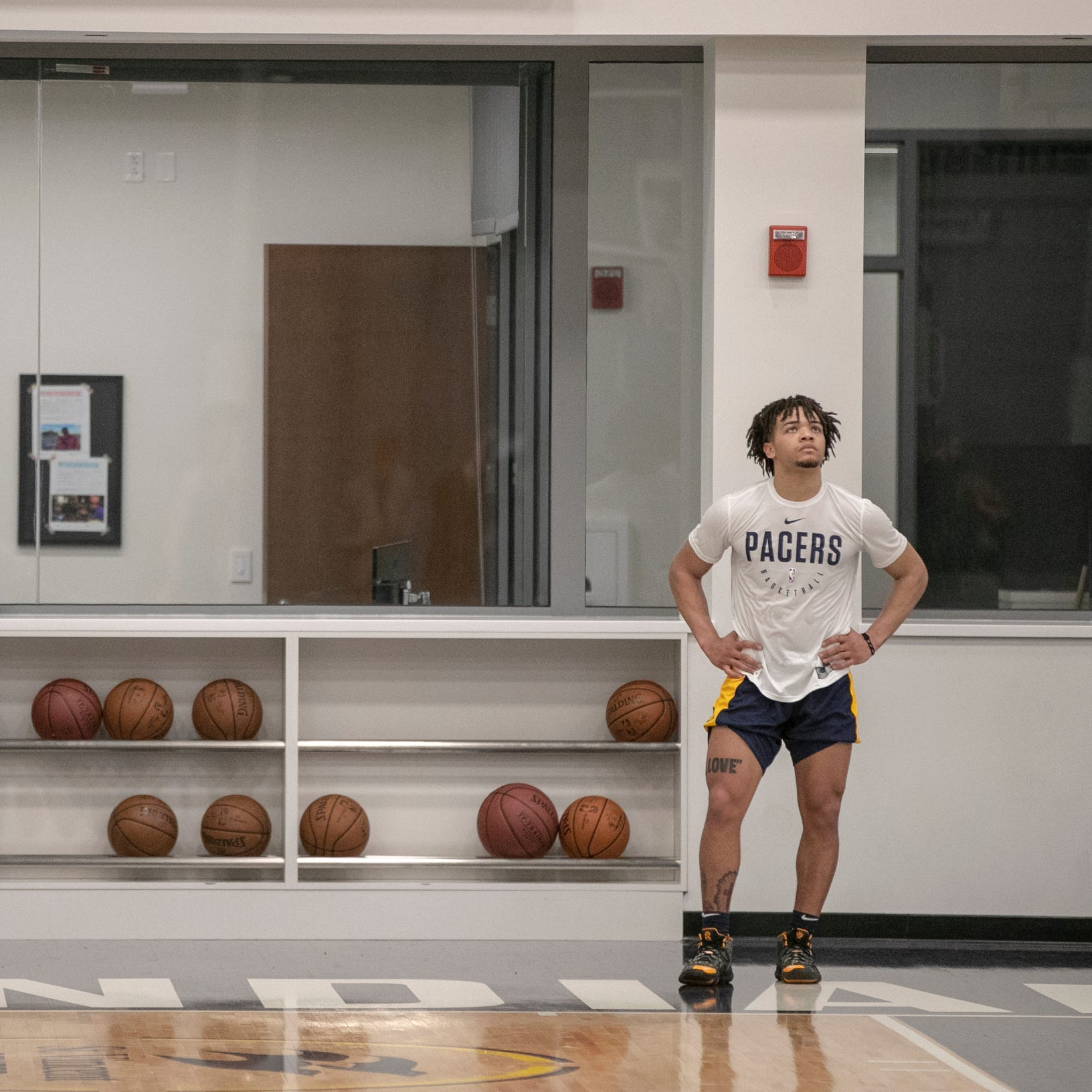 Doyel: That ridiculous NCAA tournament? Forget about it. At least Carsen Edwards is as he preps for NBA draft
