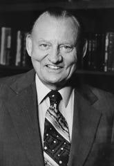 Evangelist Lester Sumrall in 1996.