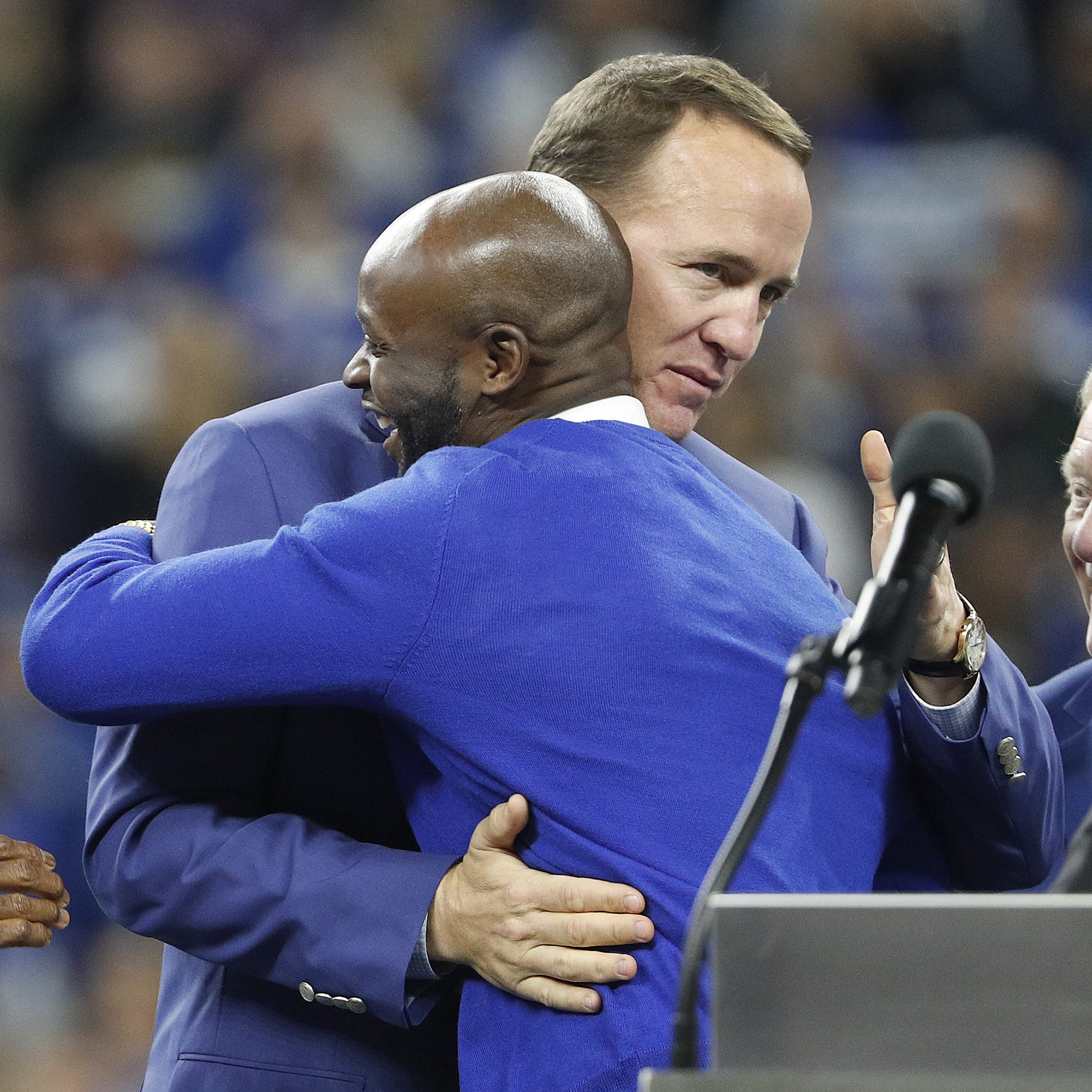 Reggie Wayne: Peyton Manning could be a 'Jerry Jones' type NFL owner