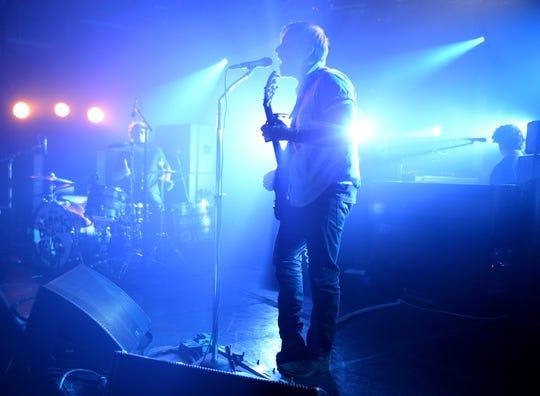 The Black Keys perform in New York City in 2015.