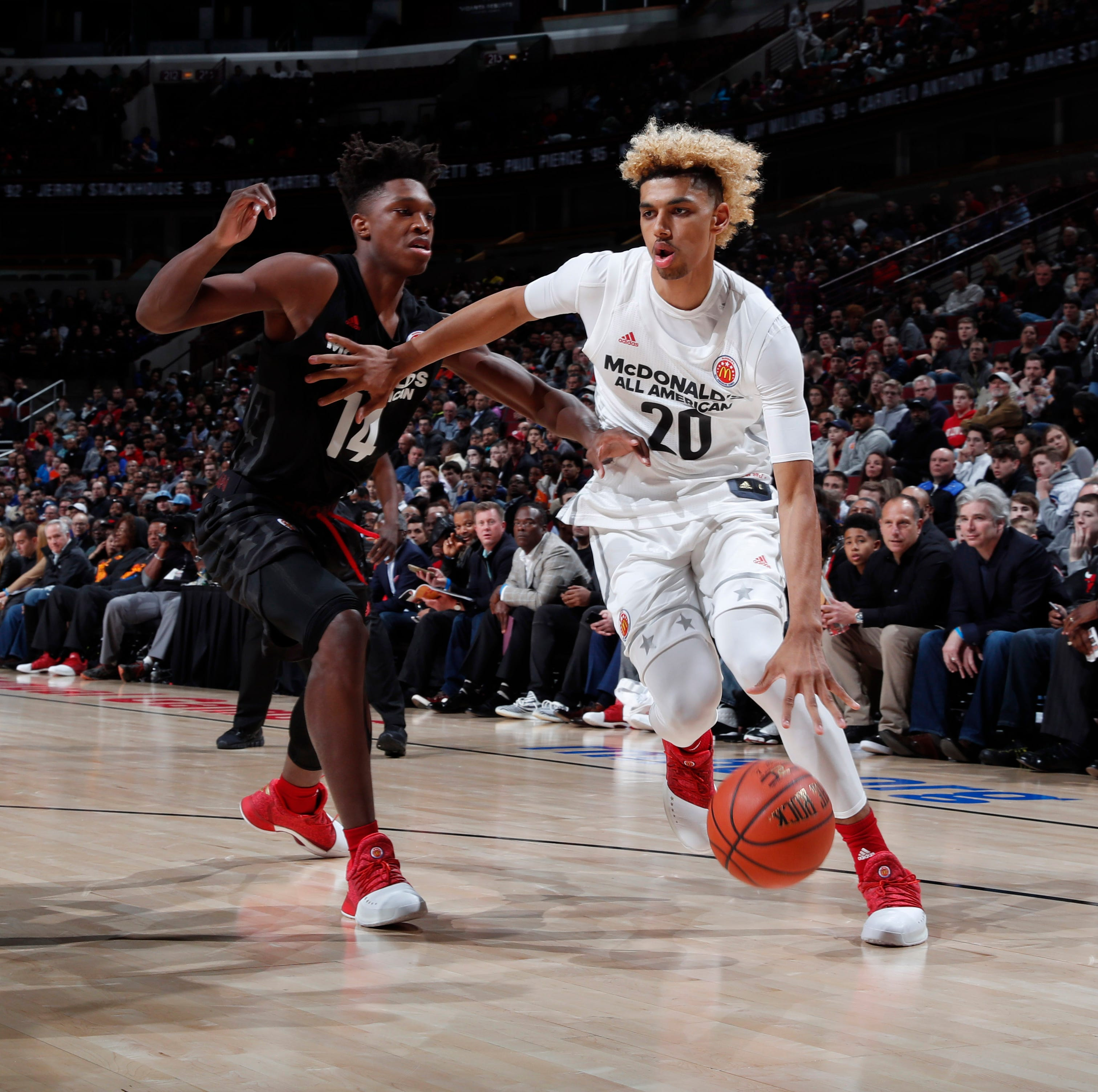 Brian Bowen II tries to put Louisville recruiting scandal behind him, start new narrative on NBA path