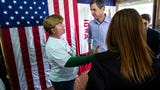 Watch presidential candidate Beto O'Rourke answer a question from Deborah VanderGaast, of Tipton about childcare during an event May 21, 2019.