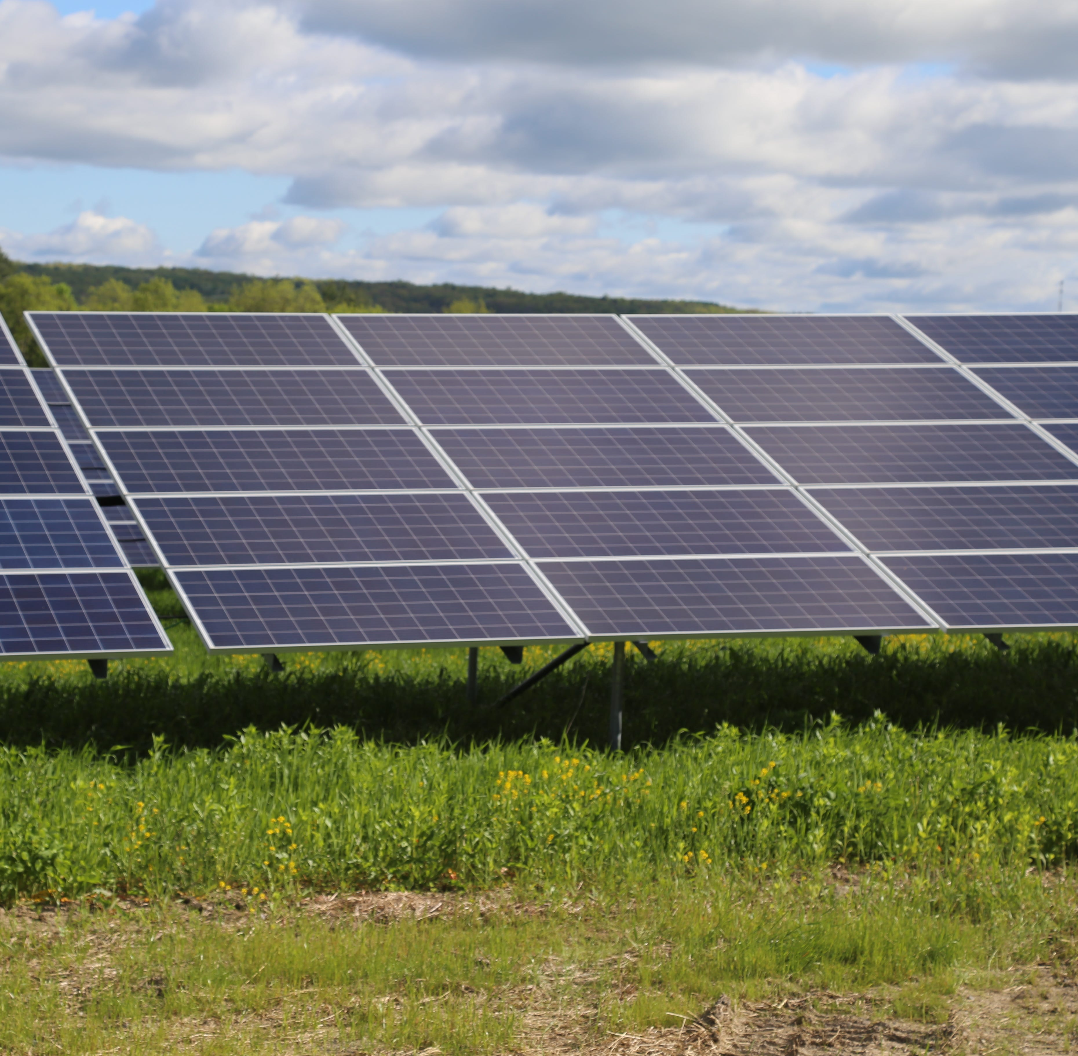 Strata Solar looks to develop solar facility in Augusta County