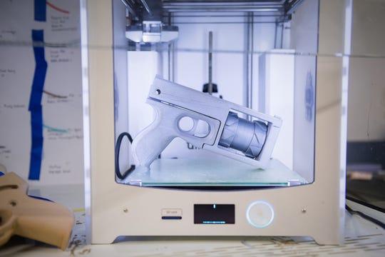 3D-guns: Ole Miss researchers can identify chemical fingerprints