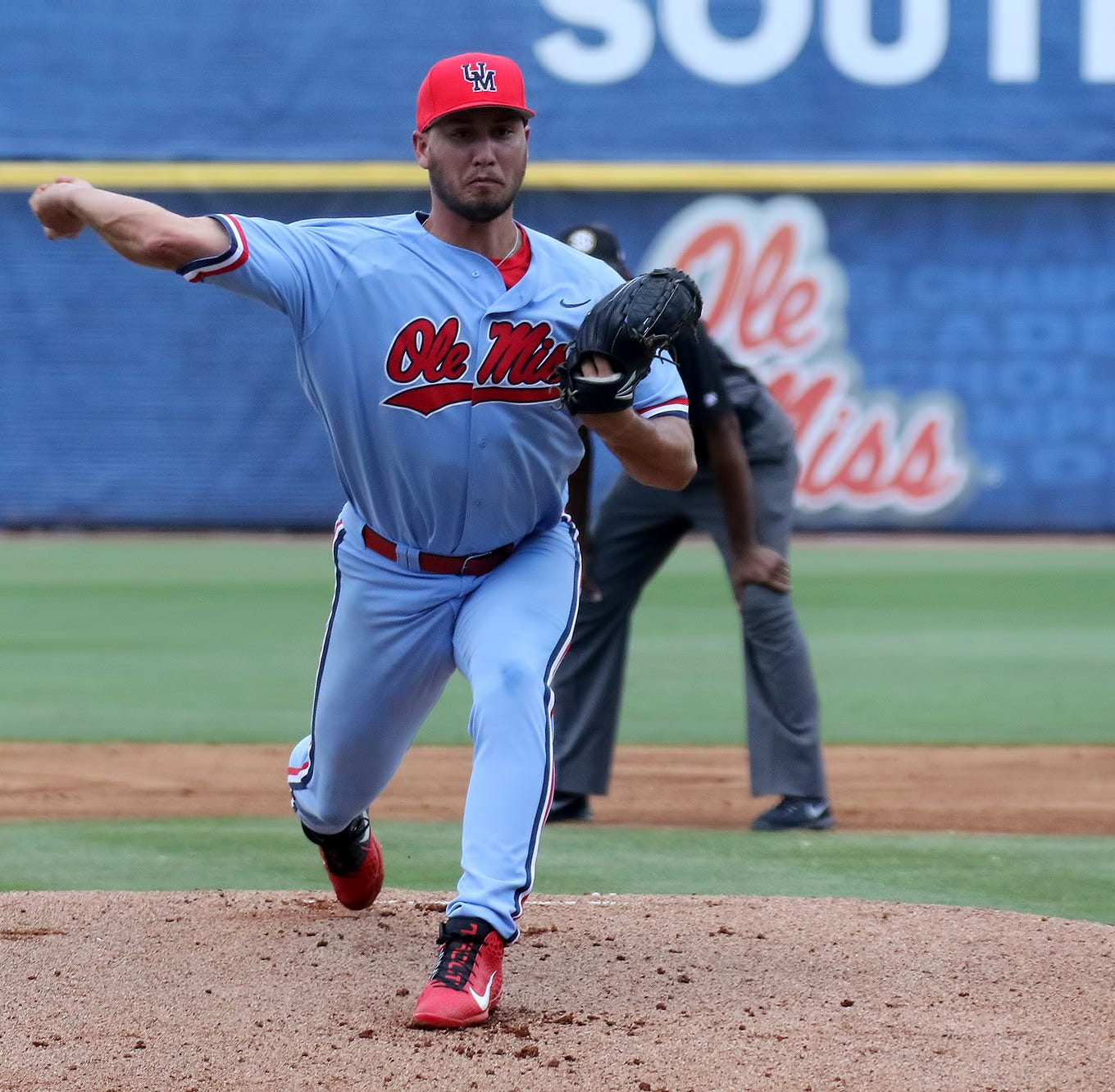Stellar pitching performance powers Ole Miss baseball to SEC Tournament win over Missouri