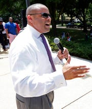 Chuck Espy is shown in this 2015 photo.