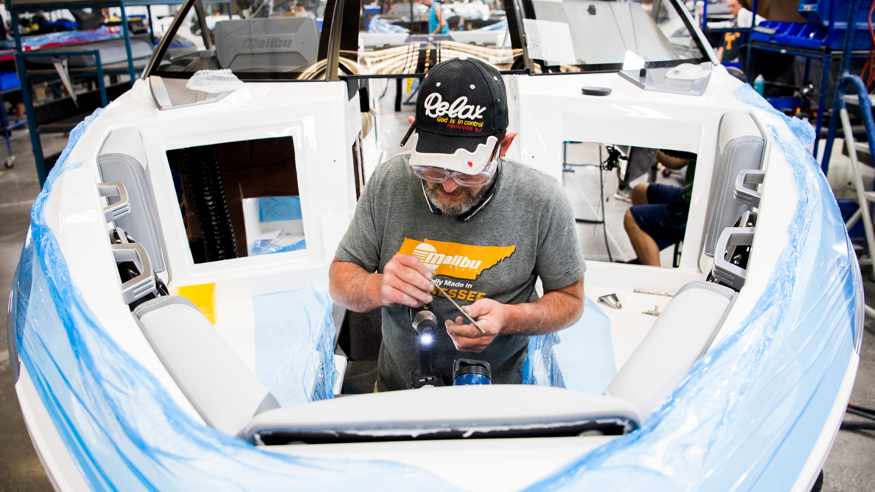 Tennessee Boat Business Growing With Watersports Luxury