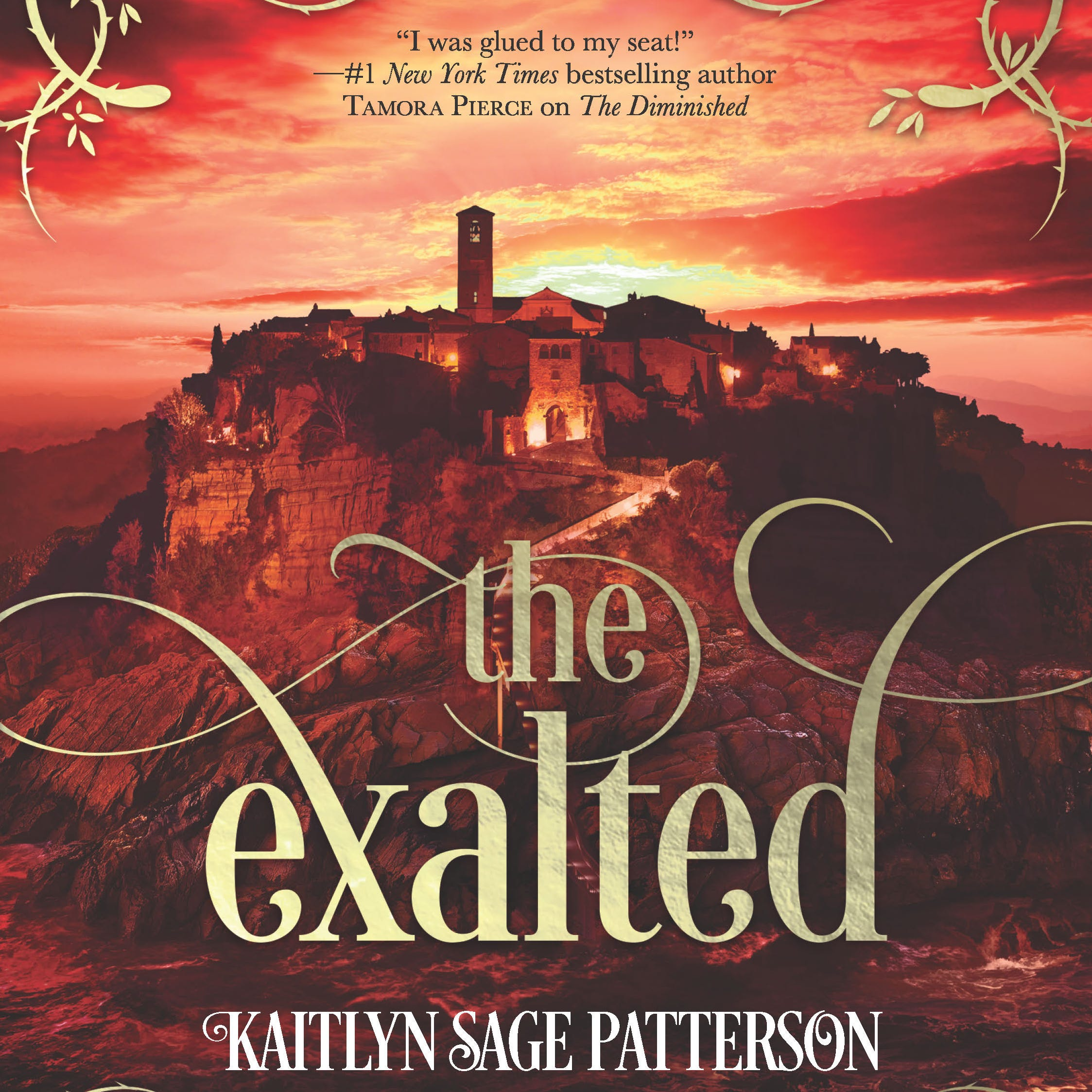 Twins fight for justice in Kaitlyn Sage Patterson's latest YA fantasy