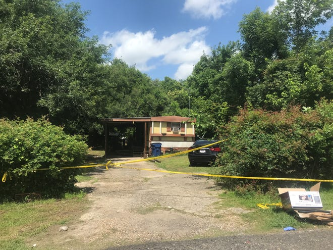 Police say a man shot and killed his ex-girlfriend and her boyfriend, and then himself, in Port Barre Tuesday.