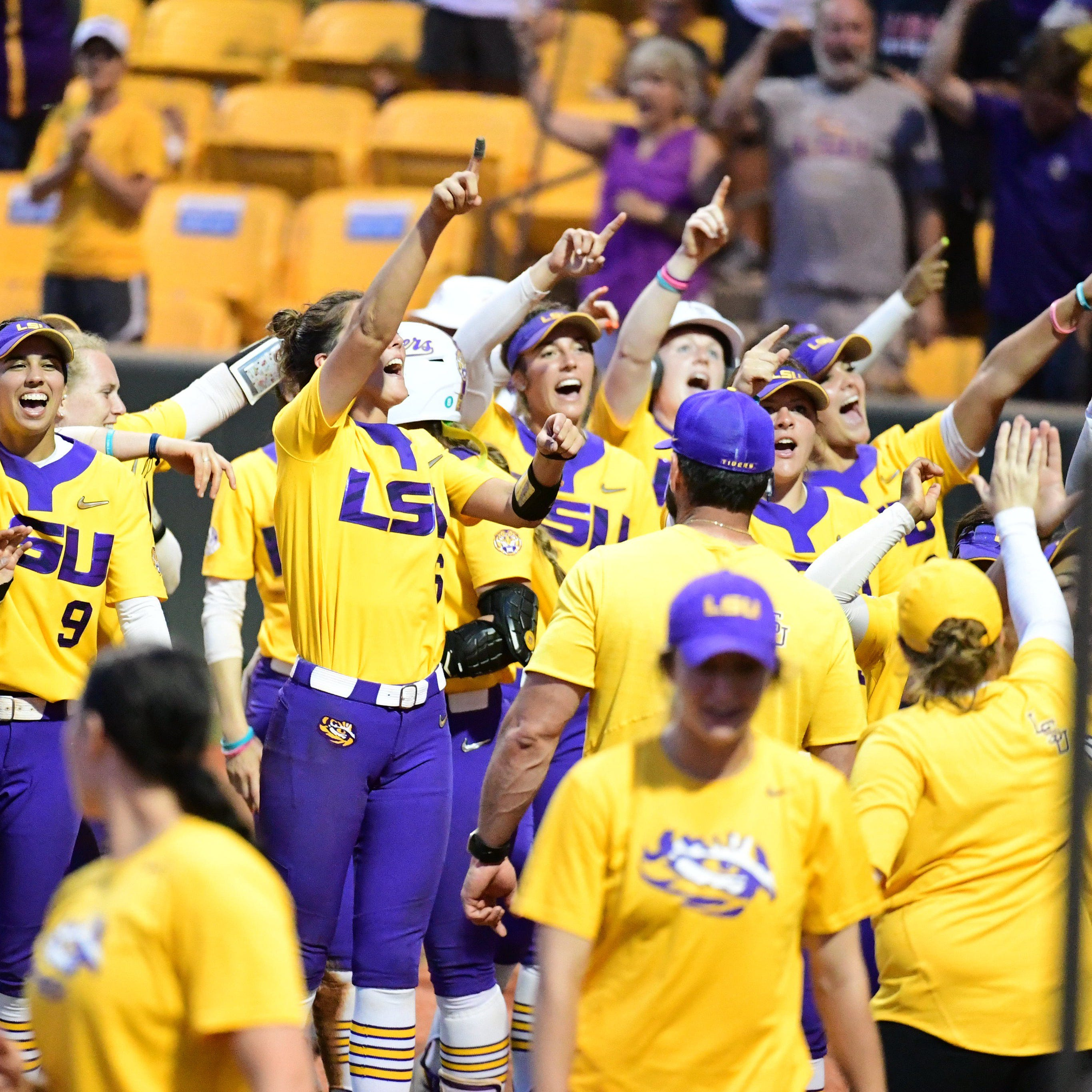 NCAA Softball Tournament 2019: How to watch, stream LSU vs. Minnestoa super regional