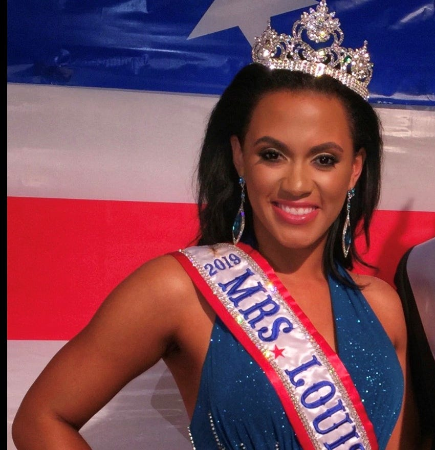 Lafayette school counselor wins 2019 Mrs. Louisiana, next step is Mrs. America in Las Vegas