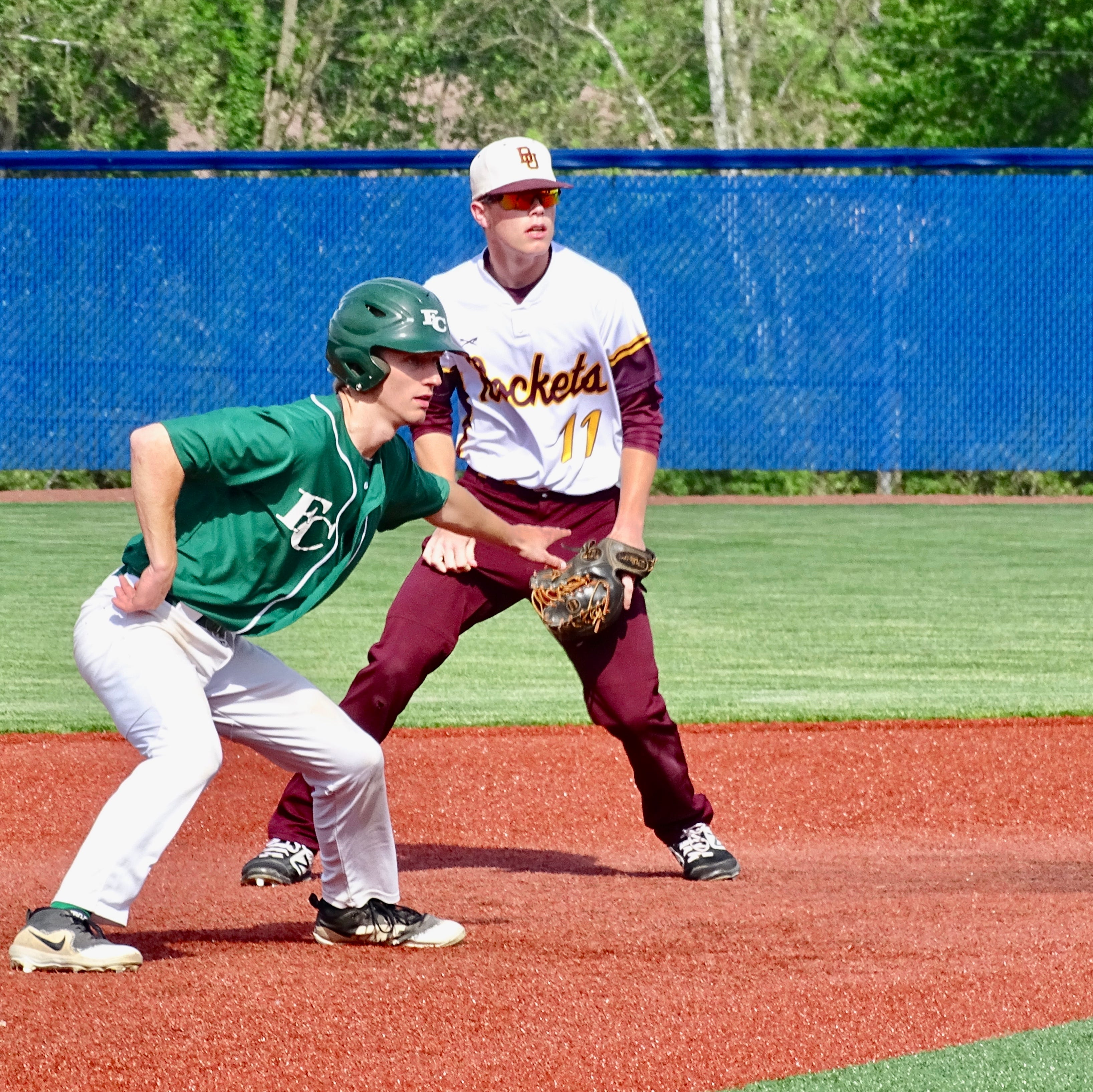 Fisher Catholic holds off rival Berne Union in a thriller