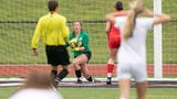 All three goals and interviews from Pinckney's 2-1 victory over Dexter for the SEC White girls' soccer championship.