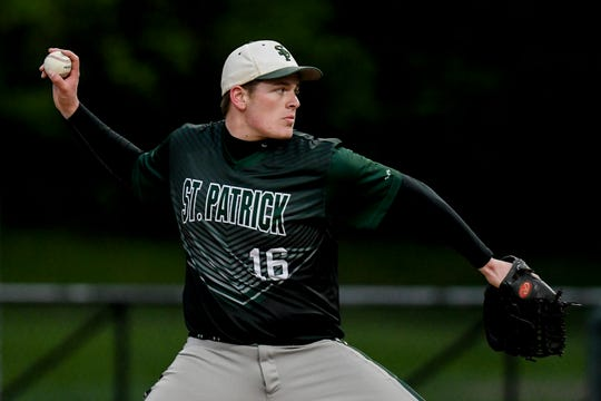 Portland St. Patrick Baseball Getting Boost From Healthy