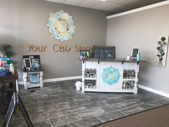 An example of the relaxing atmosphere that Your CBD store locations try to provide to differentiate themselves from other CBD shops.