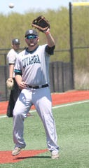 2018 Plymouth grad Seth Bailey is working hard toward his dream of playing Division I college baseball.