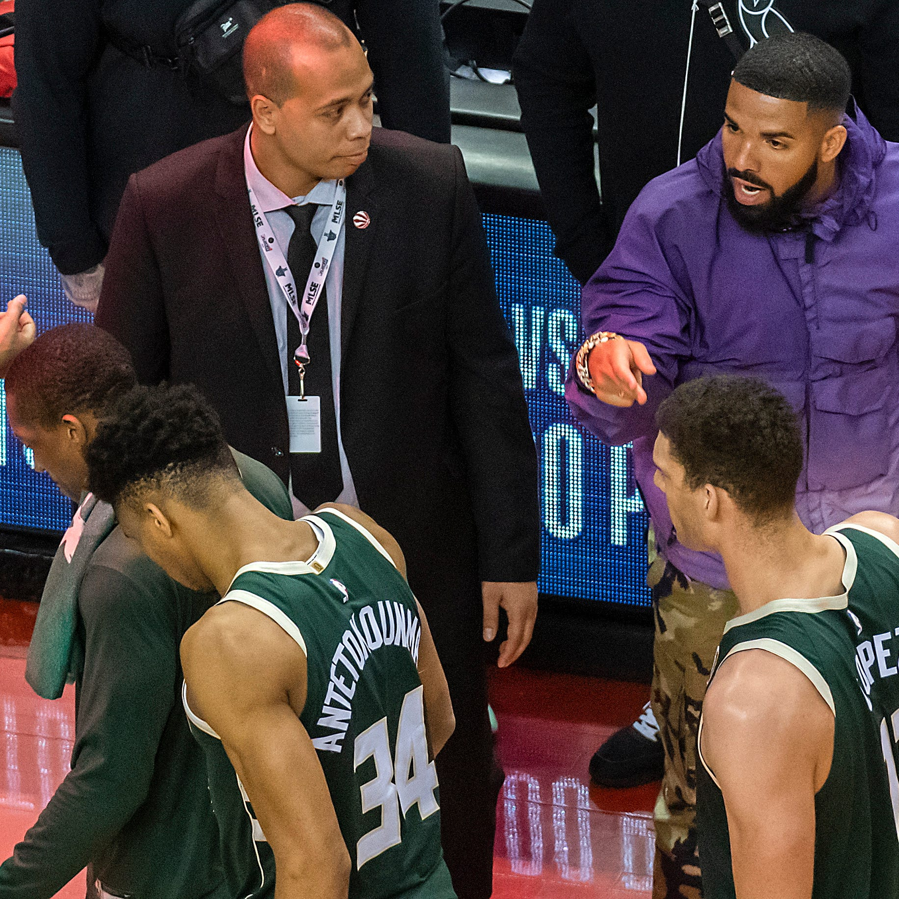Bucks coach Budenholzer weighs in on Drake brouhaha
