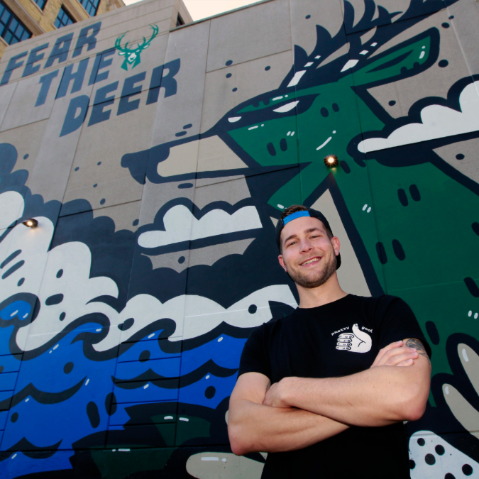 The best sandwiches around Milwaukee, new murals dedicated to the Bucks and a party bus offering IVs as a hangover cure