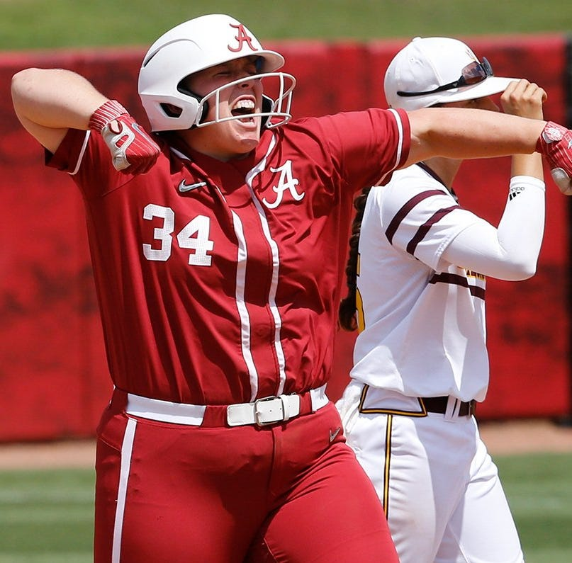 NCAA Softball Tournament 2019: How to watch, stream Alabama vs. Texas super regional