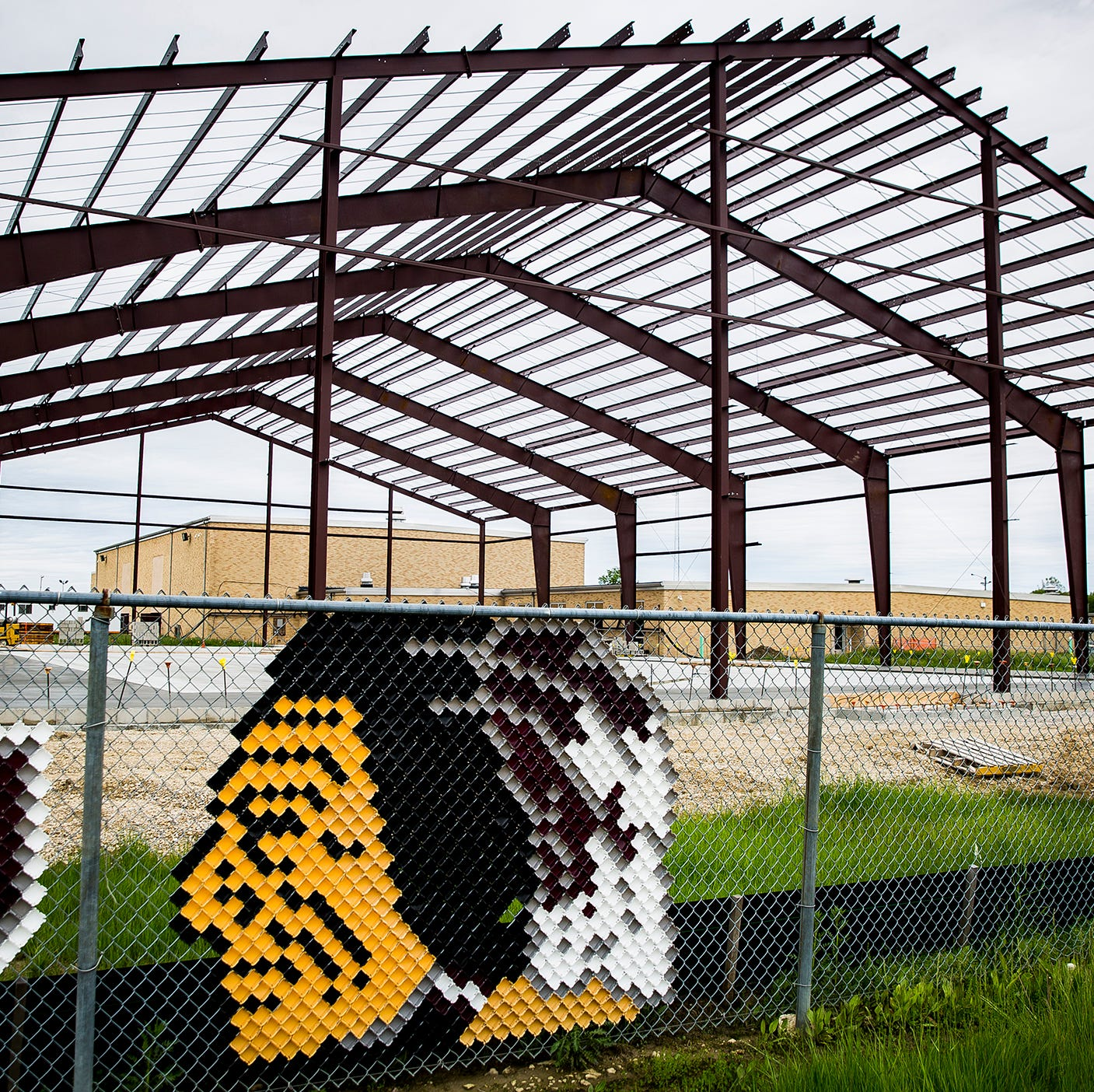 Work on Wes-Del schools includes new auxiliary gym, elementary classrooms
