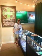 Darin Masters just opened Grassland CBD + Hemp Dispensary in Williamson County.