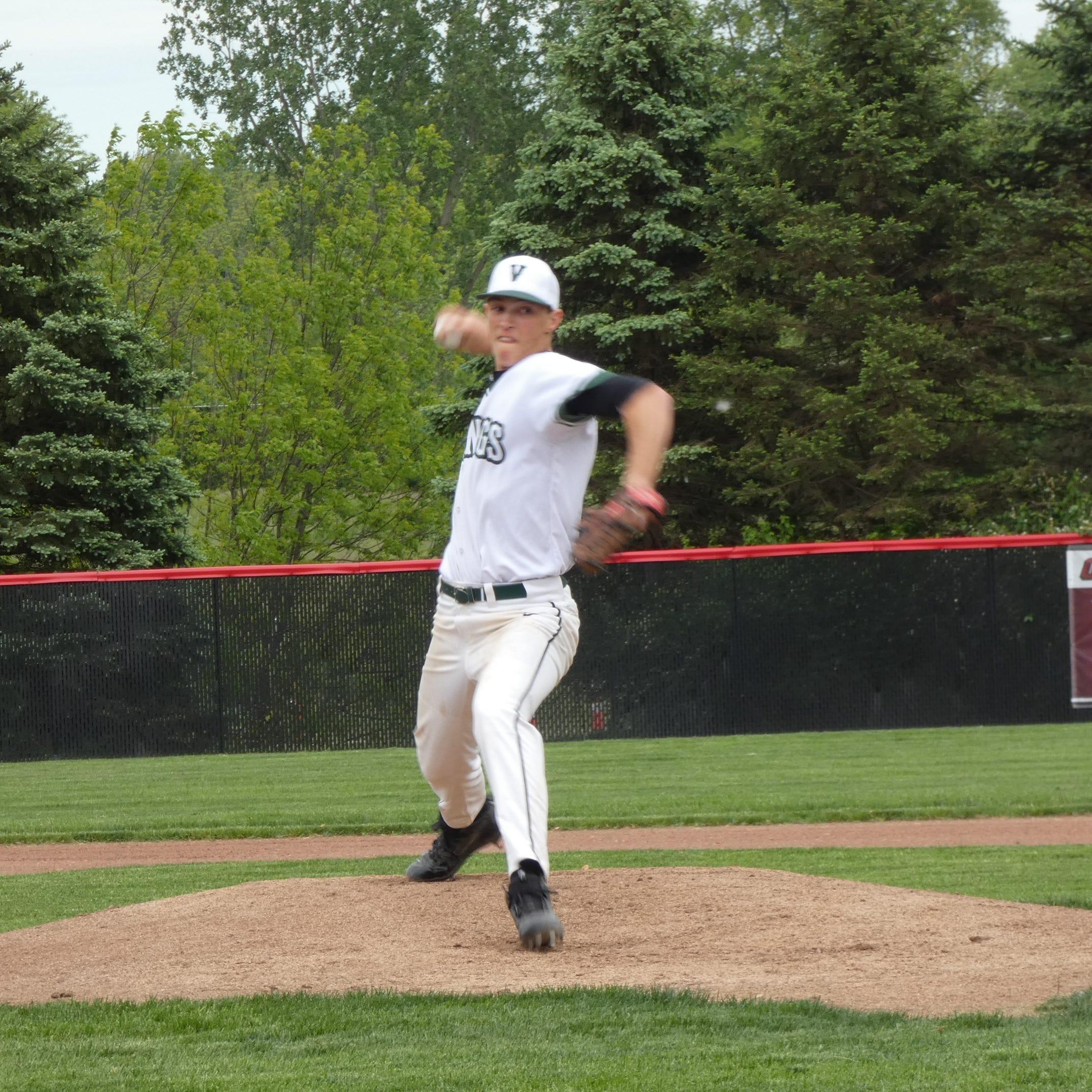 Northridge baseball rolls over Columbus Academy, into district final