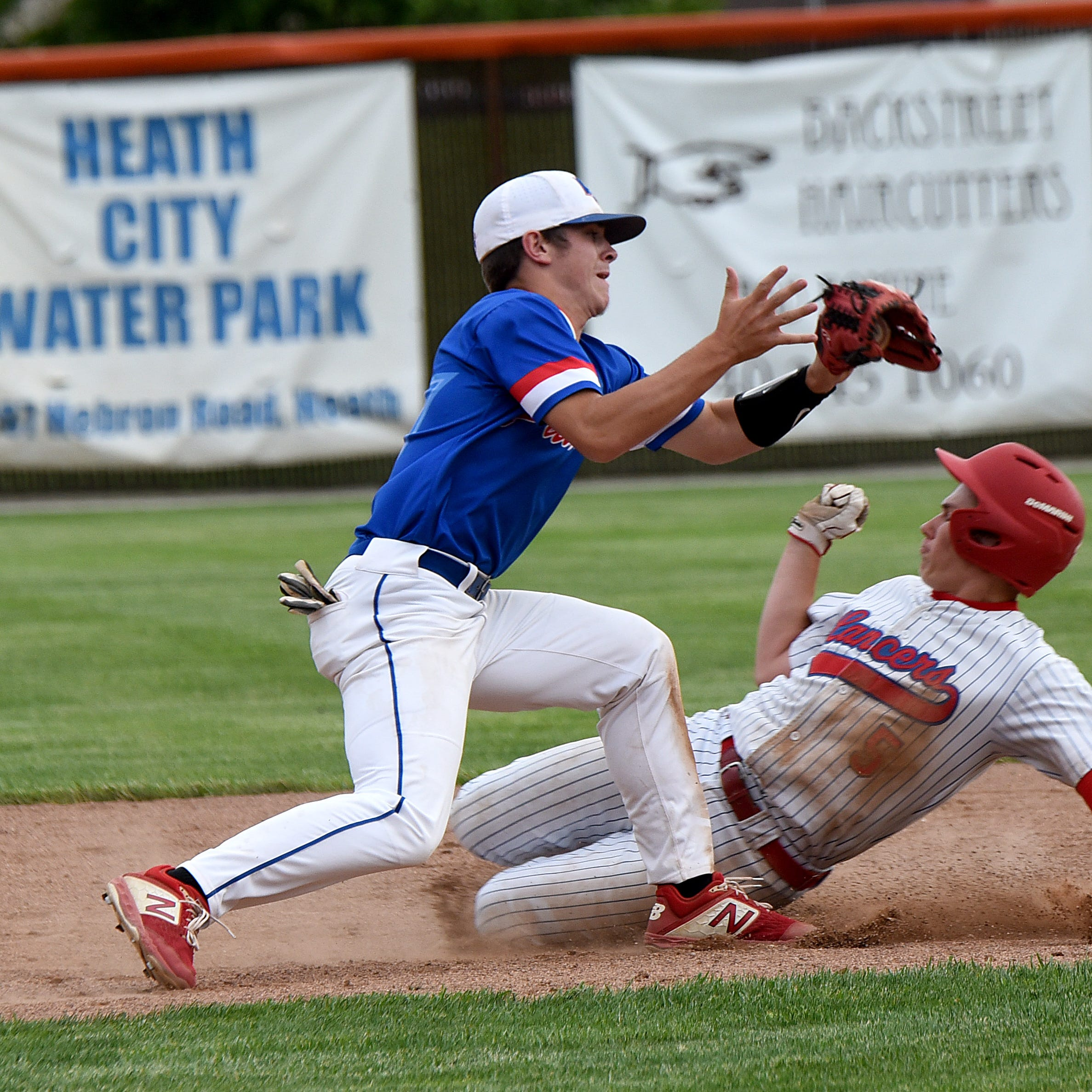 Just like in football, Valley baseball keeps its cool under pressure, ousts Lakewood