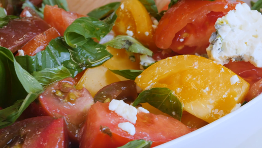 Make this easy – and flavorful – summer salad recipe today.