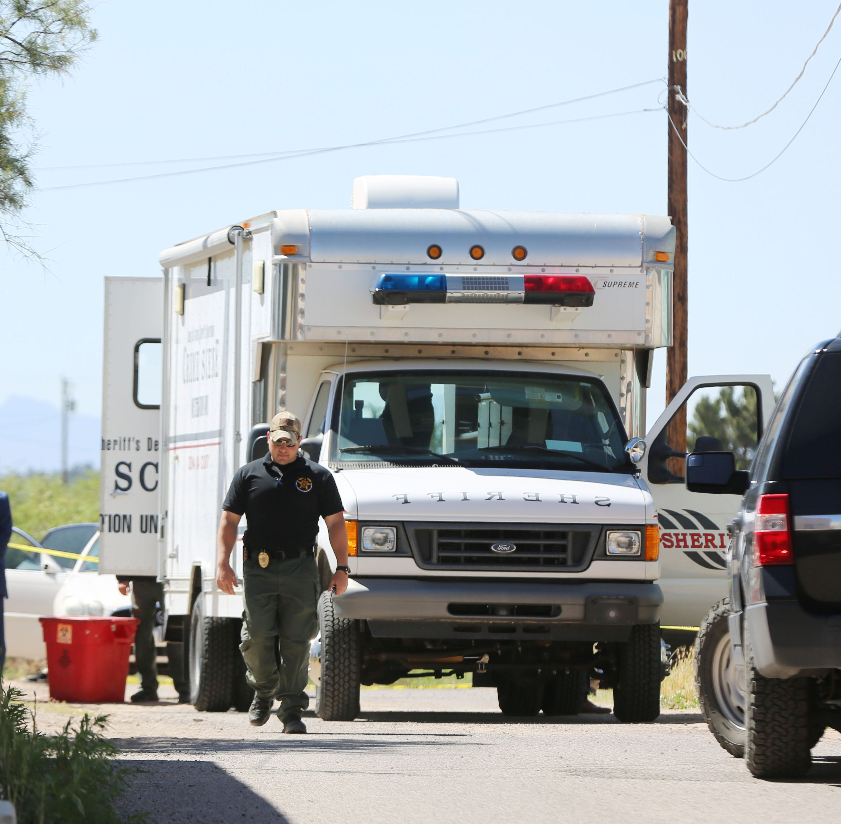 Man claims self-defense after double homicide in Doña Ana