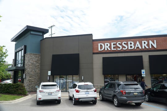 Farmington's Dress Barn at 33025 Grand River Ave. The clothing retailer is closing all its stores in the coming months.