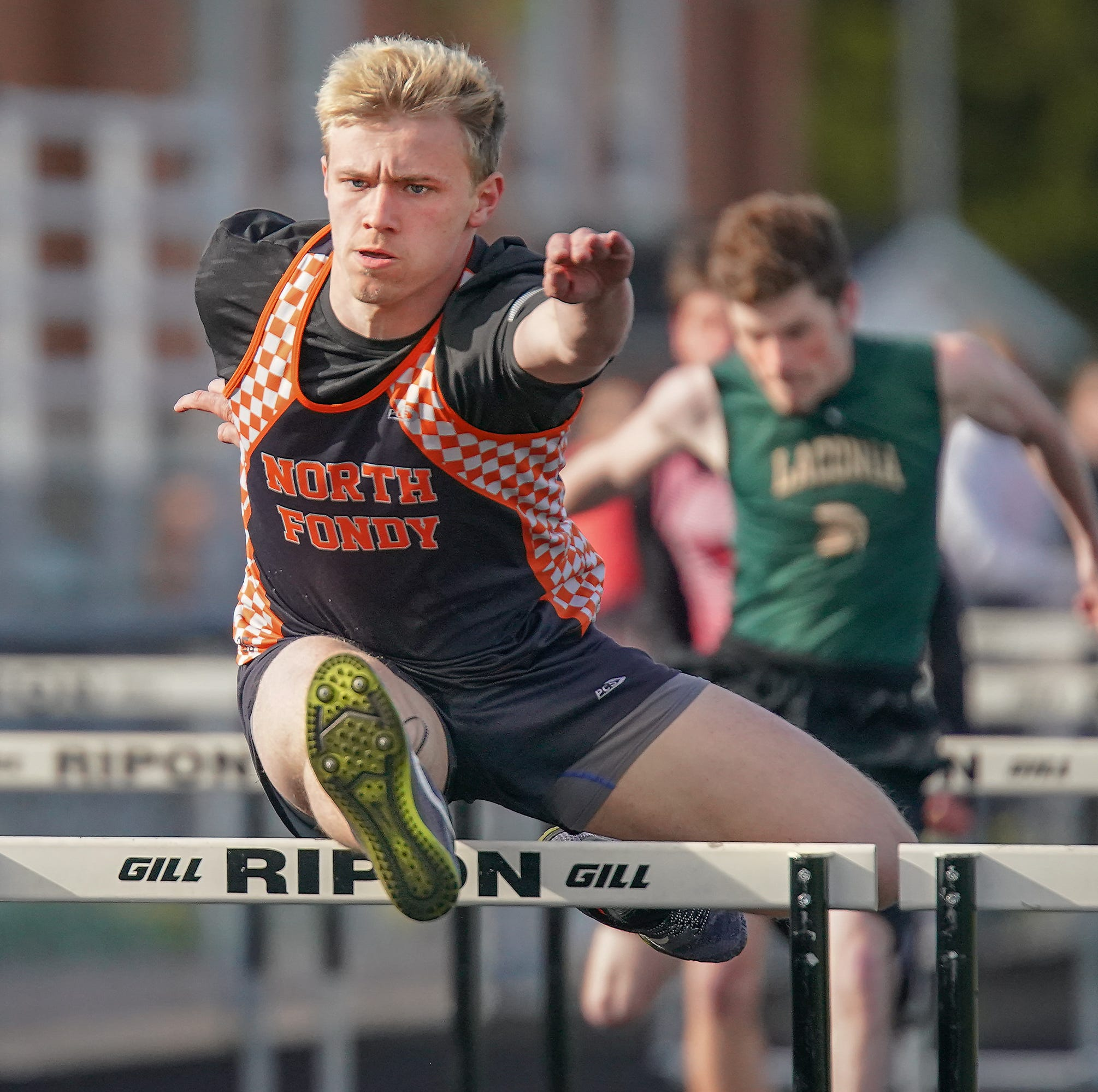 High school: Monday's track regionals