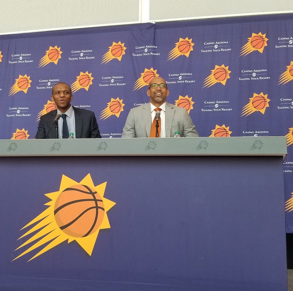 Phoenix Suns' Monty Williams era has officially begun