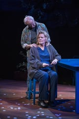 "Bill Geisslinger and Jordan Baker in Arizona Theatre Company's ""Things I Know to Be True."""