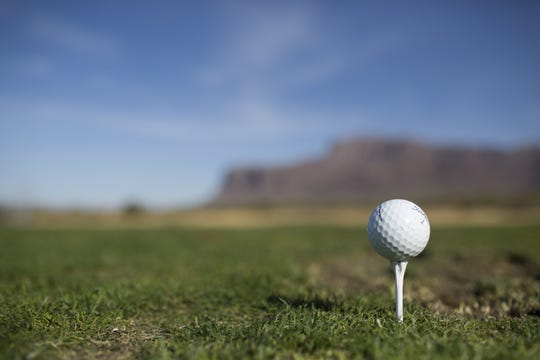 Golf is not less essential than going for a walk along a green belt in your neighborhood, which is permitted.