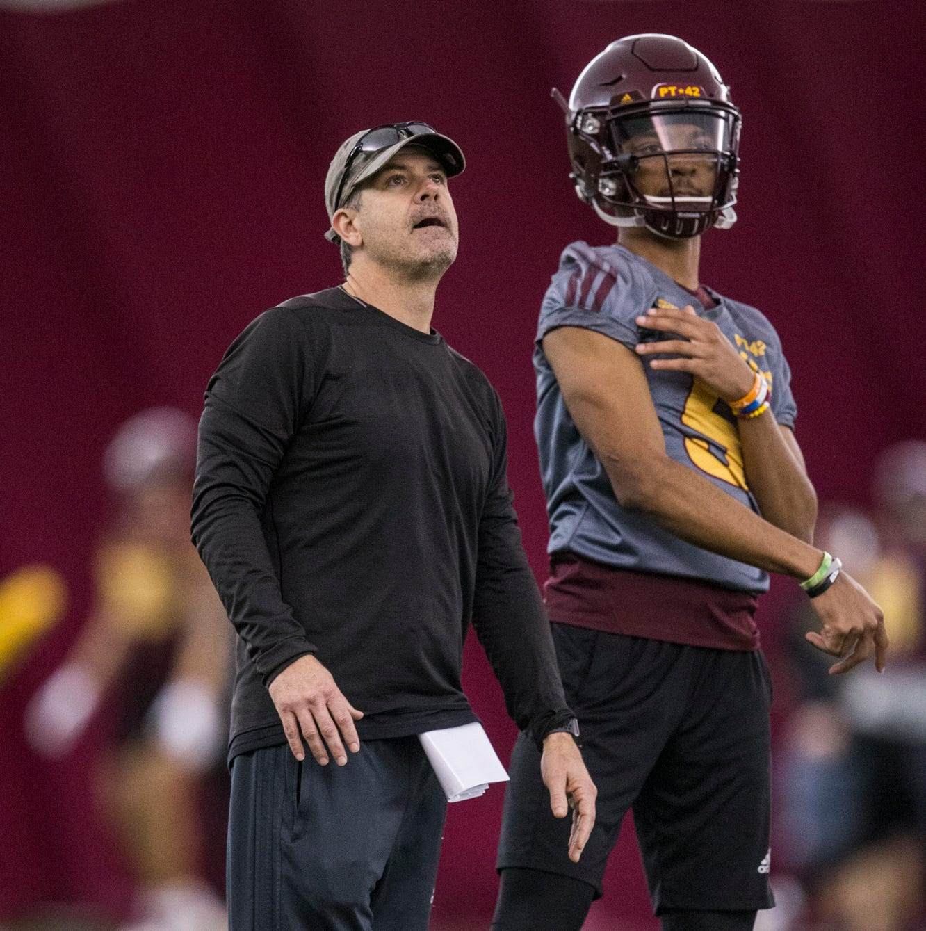ASU quarterback Jayden Daniels on list of college football impact freshmen for 2019 season