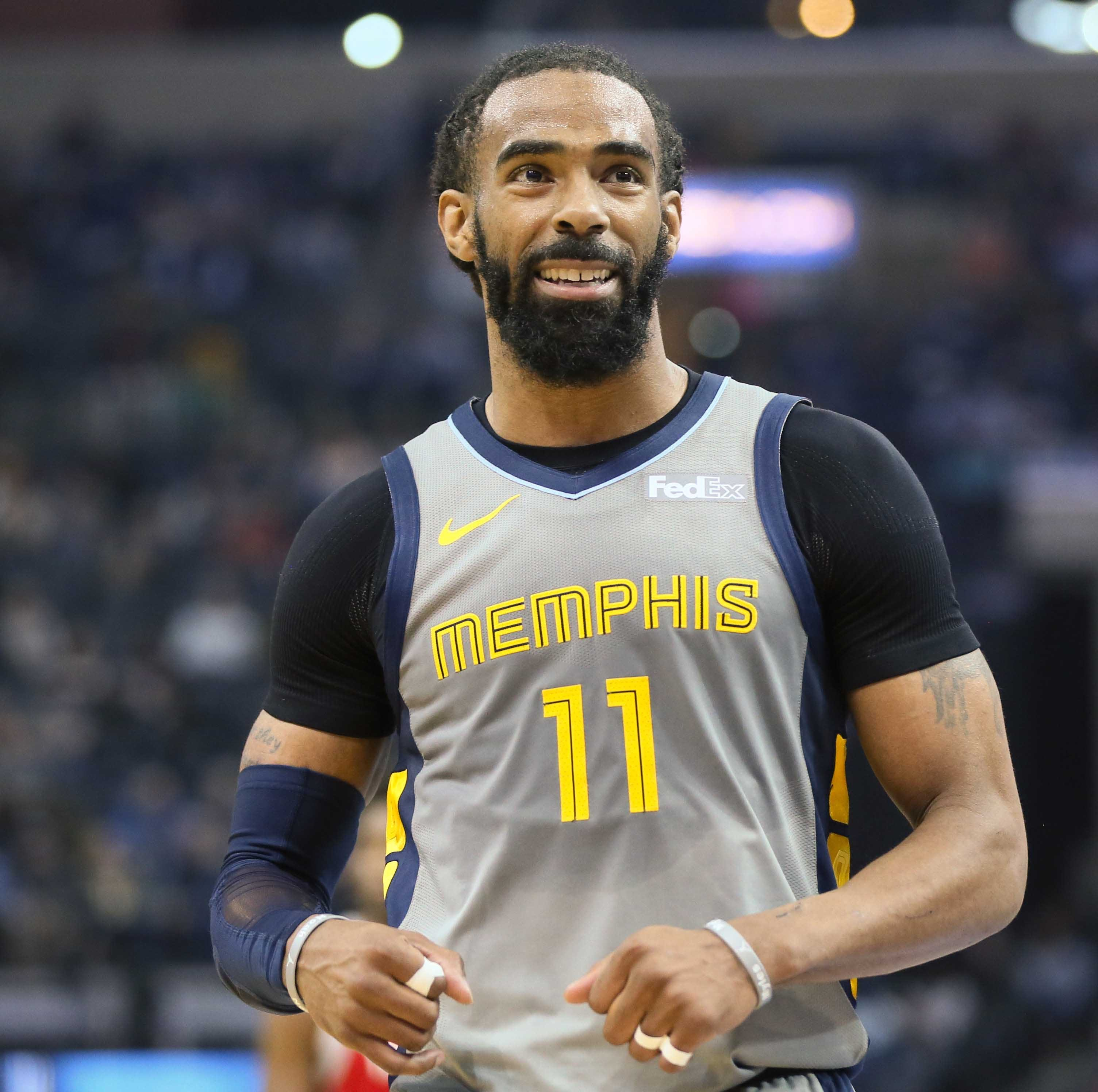 Mike Conley trade rumors: Could Phoenix Suns deal for Memphis Grizzlies point guard?