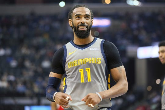Could the Phoenix Suns trade for Memphis Grizzlies point guard Mike Conley?