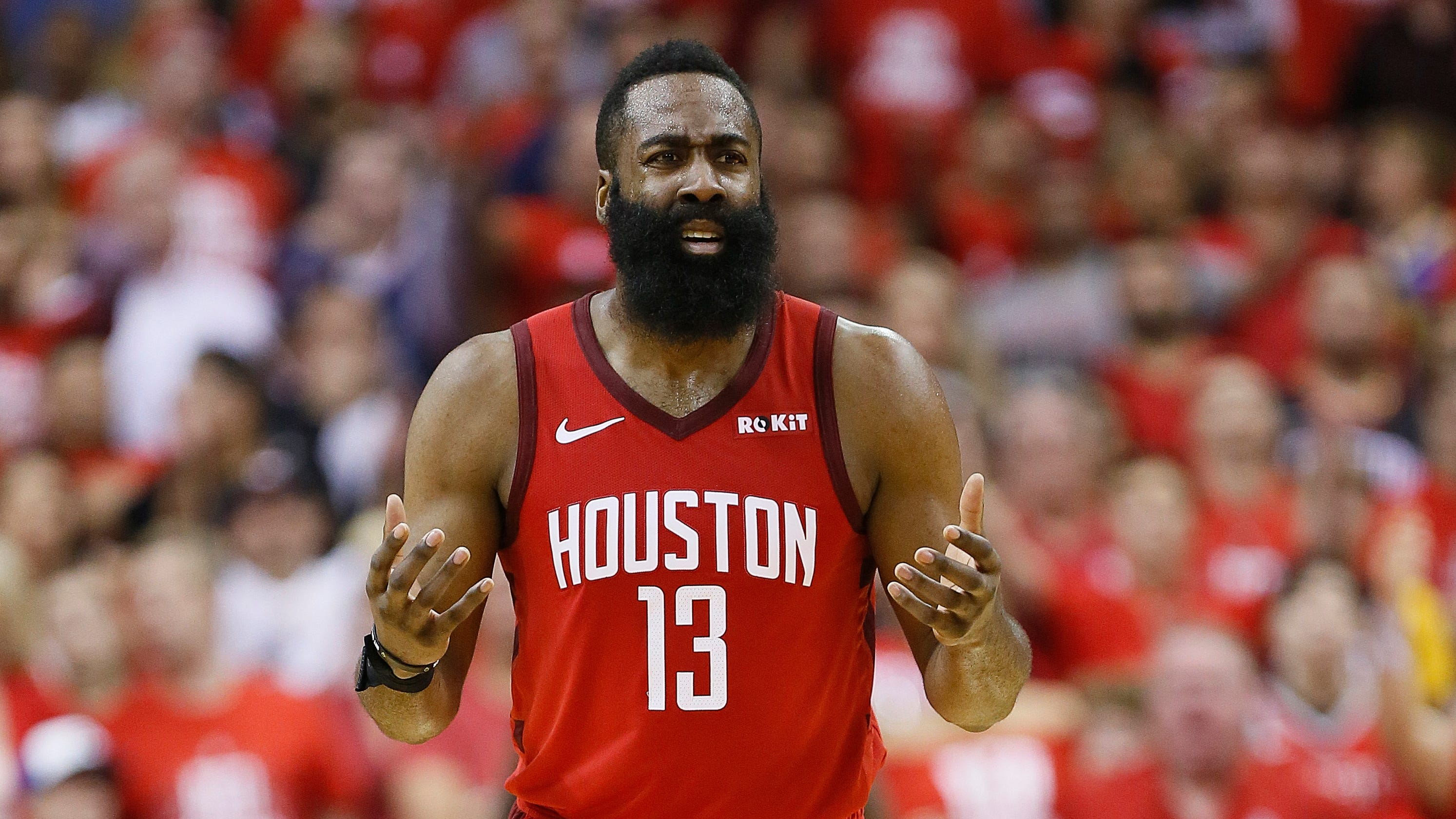 846fb9d22 Houston Rockets have official Twitter account suspended