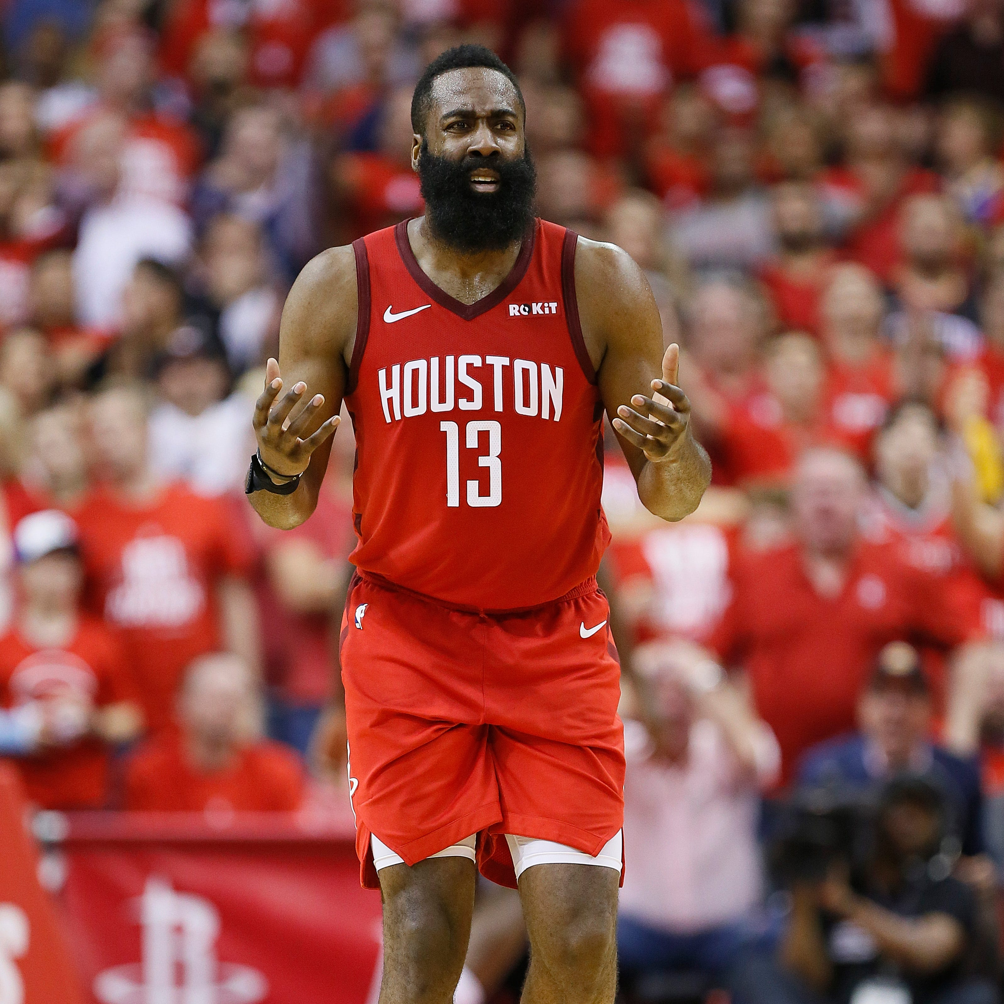 Houston Rockets have official Twitter account suspended