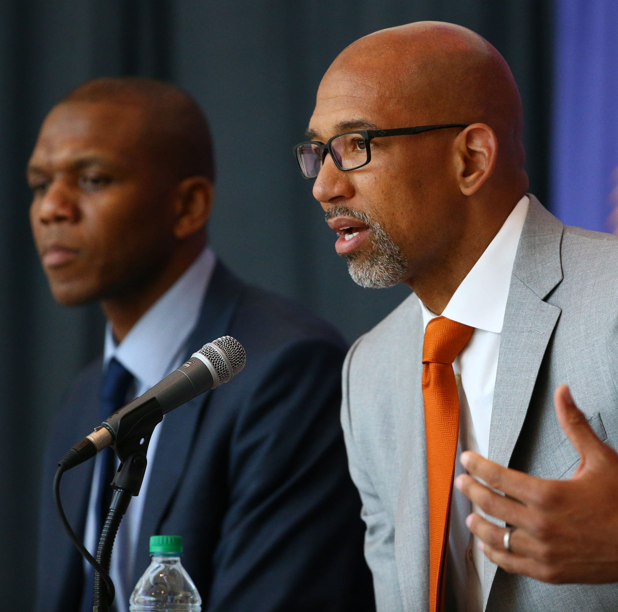 Jerry Colangelo: 'Sea change' in Suns' front office makes timing right for Monty Williams