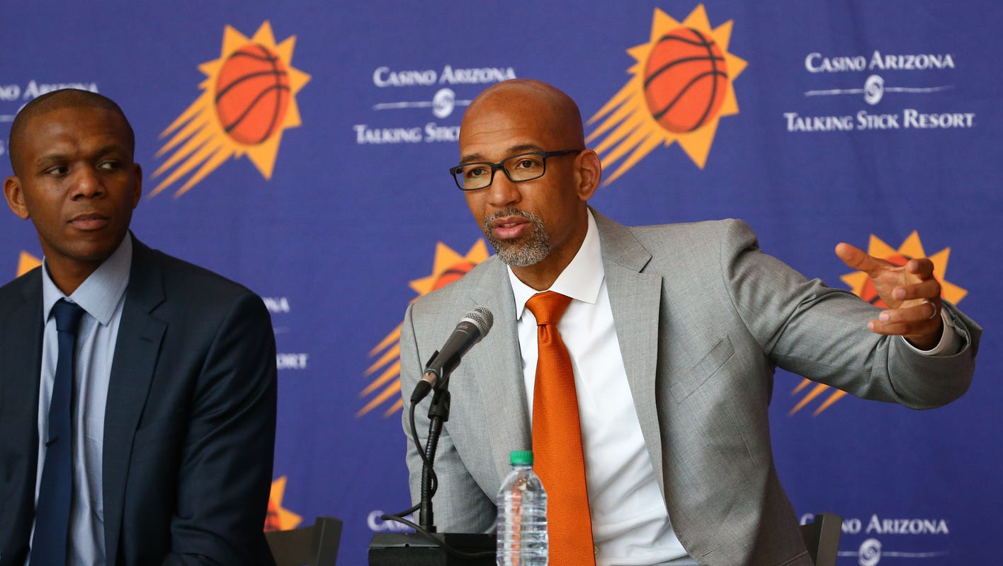 Phoenix Suns set to open training camp in Flagstaff on Oct. 1