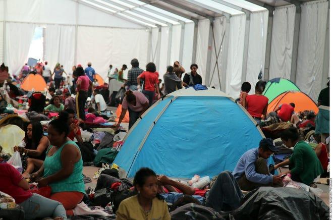 Organizaciones civiles señalaron diversas fallas del Gobierno de AMLO en la atención del flujo inédito de migrantes centroamericanos y de otros continentes que transita por el País.